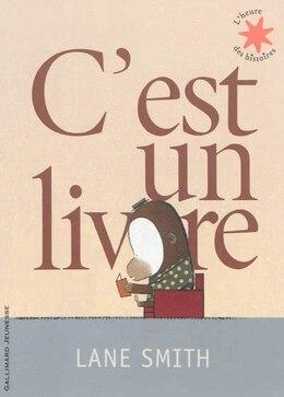 Book C'est un livre by Lane Smith