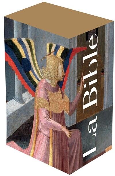 COFFRET LA BIBLE 3 VOLUMES by ANONYMES