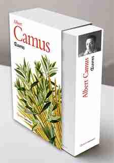 OEUVRES (SOUS COFFRET) de Albert Camus