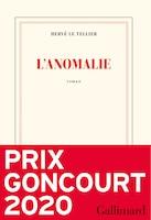 L'anomalie PRIX GONCOURT 2020