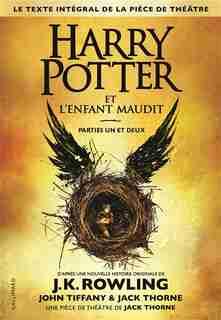 Harry Potter et l'enfant maudit Parties 1 & 2 by J.K. Rowling