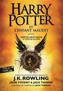 Harry Potter et l'enfant maudit by J.K. Rowling