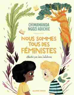 NOUS SOMMES TOUS DES FEMINISTES de Chimamanda Ngozi Adichie
