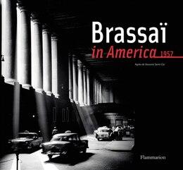 Book Brassai In America by Brassai