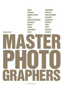 Book Master Photographers by Roberto Koch