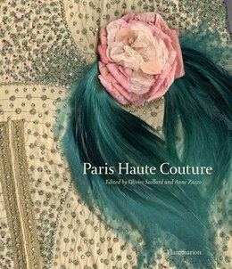 Book Paris Haute Couture by Anne Zazzo