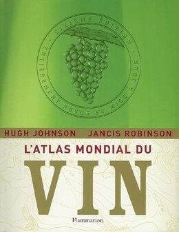 Book L'atlas mondial du vin 2009 by Hugh Johnson