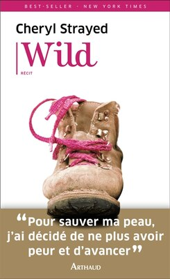 Book Wild by Cheryl Strayed