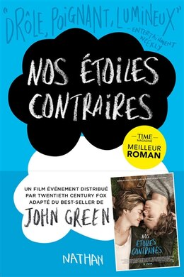 Book Nos étoiles contraires by John Green
