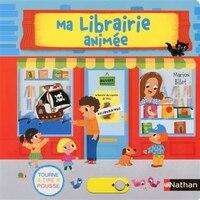 Ma librairie animée