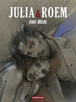 Book Julia et Roem by Enki Bilal