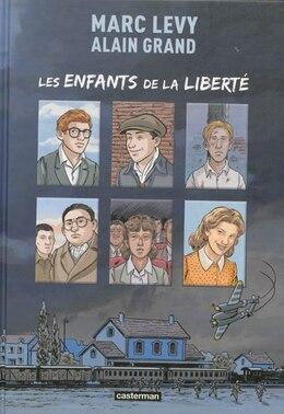 Book ENFANTS DE LA LIBERTÉ (LES) by Marc Levy