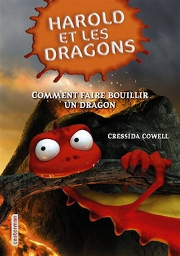 Book Harold et les dragons tome 5 Comment faire bouillir un dragon by Cressida Cowell