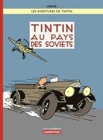 Tintin au pays des Soviets Version couleur Édition luxe