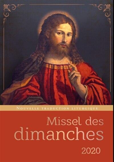 Missel Des Dimanches 2020 de COLLECTIF