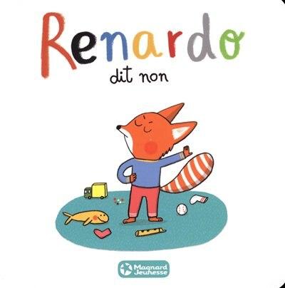 Renardo dit non by Sophie Furlaud