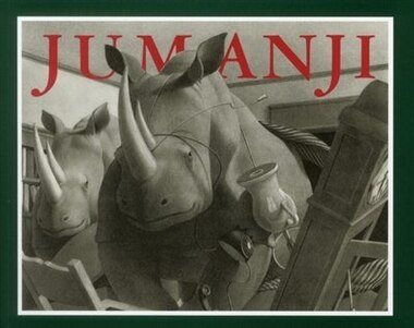 Jumanji Book By Chris Van Allsburg Paperback Chapters