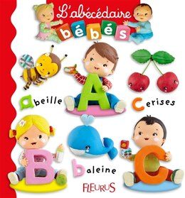 Book L'abécédaire des bébés by Collectif