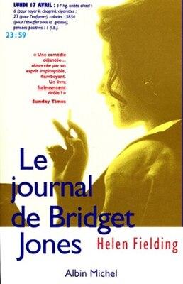 Book JOURNAL DE BRIDGET JONES -LE by HELEN FIELDING