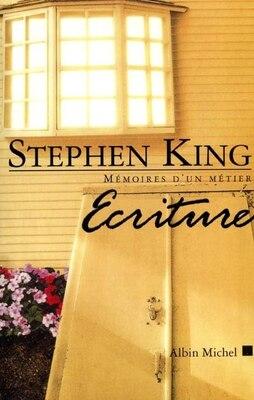 Book ECRITURE -MEMOIRES D'UN METIER by Stephen King