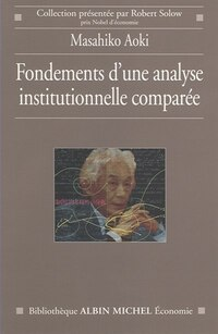 FONDEMENTS ANALYSE INSTITUTIONNELLE...