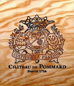 Book CHATEAU DE POMMARD by VERONIQUE OVALDE
