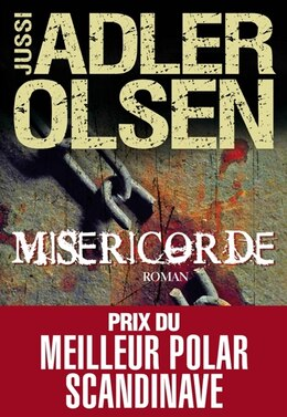 Book MISERICORDE by Jussi Adler-Olsen