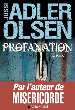 Book Profanation by Jussi Adler-Olsen