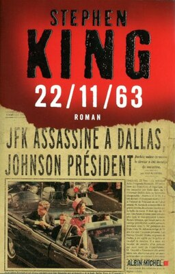 Book 22/11/63 by Stephen King
