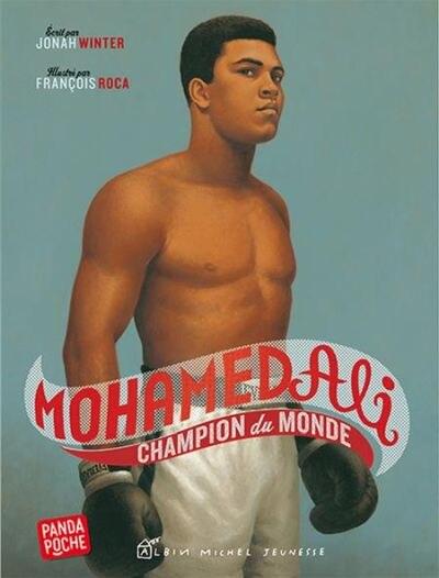 Mohamed Ali Champion du monde de Johan Winter