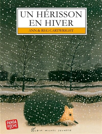 Un hérisson en hiver by Ann Cartwright