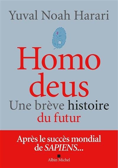 Homo Deus de Yuval Noah Harari