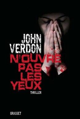 Book N'ouvre pas les yeux by John Verdon