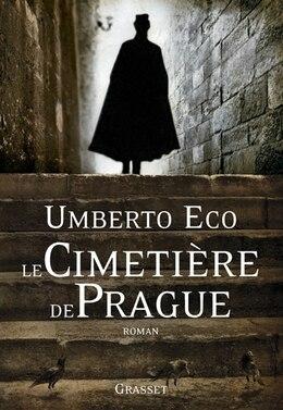 Book Le cimetière de Prague by Umberto Eco