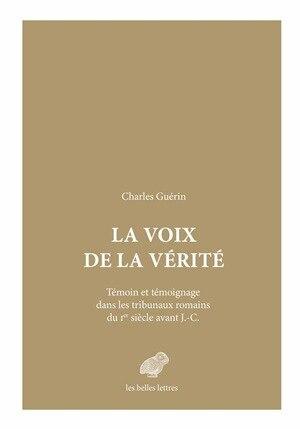 Voix de la vérité (La) by Charles Guérin