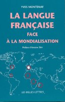 Langue française face à mondialisation
