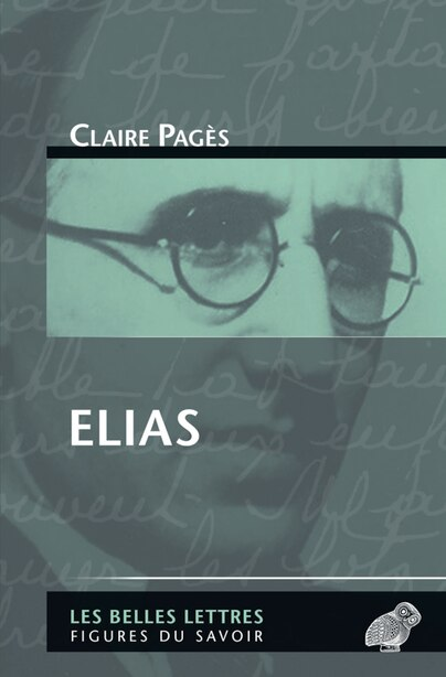 Elias by Claire Pagès
