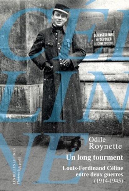 Un long tourment by Odile Roynette