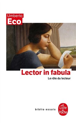 Book LECTOR IN FABULA - LE ROLE DU LECTEUR by UMBERTO ECO