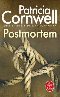 Book Postmortem by Patricia Cornwell