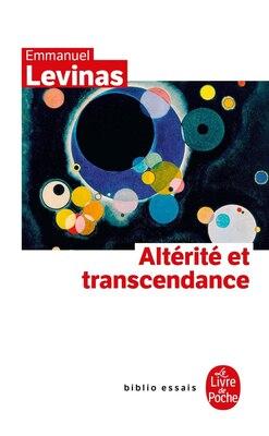 Book Altérité Et Transcendance by Emmanuel Levinas