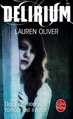 Book Delirium by Lauren Oliver