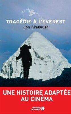 Book TRAGEDIE A L'EVEREST -NE by Jon Krakauer