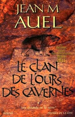 Book CLAN DE L'OURS..CAVERNES T.1 -NE by Jean M. Auel