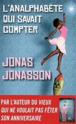 Book L'analphabète qui savait compter by Jonas Jonasson