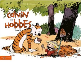 CALVIN & HOBBES T10