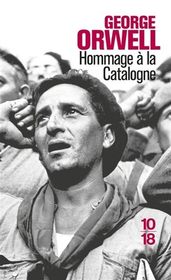 Book HOMMAGE A LA CATALOGNE by GEORGE ORWELL