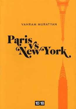 Book Paris vs New York by Vahram Muratyan