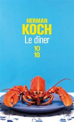 Book Le dîner by Herman Koch
