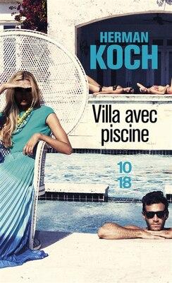 Book Villa avec piscine by Herman Koch